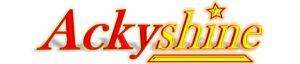 Ackyshine Website bar