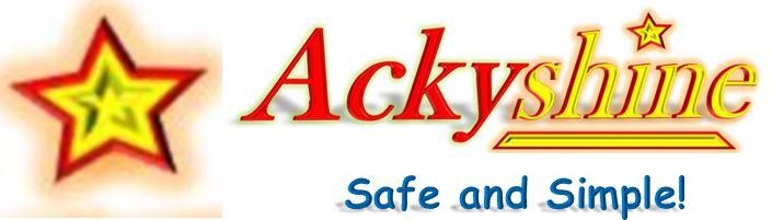 AckySHINE